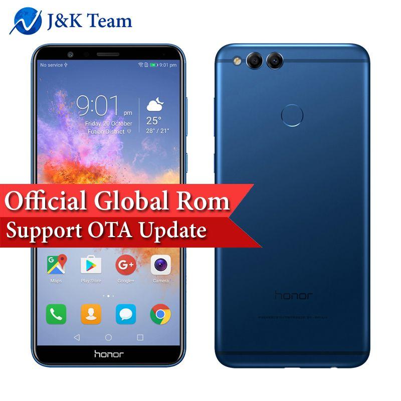 Global ROM Huawei Honor 7X 5.93