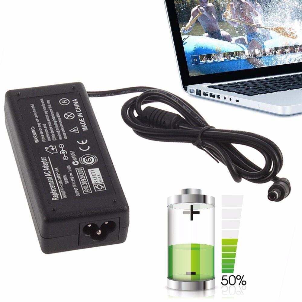 5,5mm x 2,5mm Ersatz AC Adapter Netzteil Ladegerät Kabel für Toshiba 19 V 3.42A 90 Watt Laptop Notebook Für ASUS Heiße Neue Ankunft