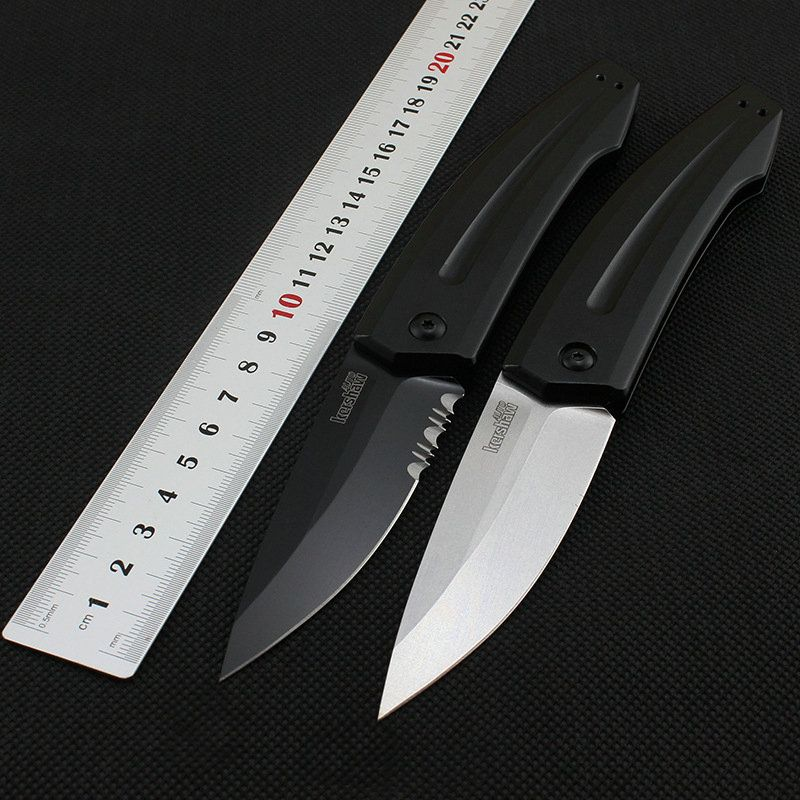 TRSKT 7200 STARTEN 2 Kershaw Messer, Aluminium legierung Griff Jagd Überleben Outdoor Camping werkzeug Tasche Messer Klapp messer