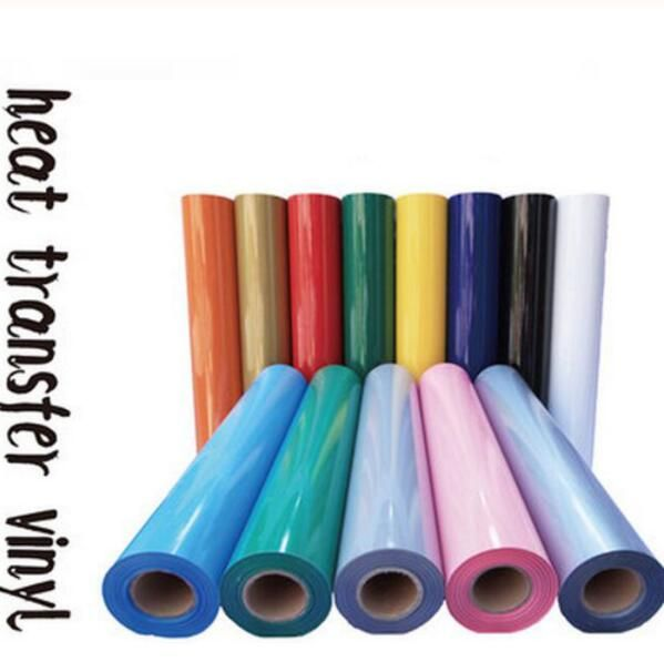 PVC Heat Transfer Vinyl 1 sheet 12