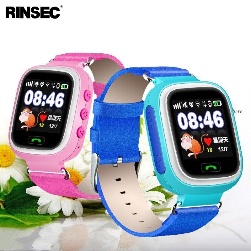 Q90 GPS Kid Smart Watch Baby Anti-lost Watch with Wifi Touch Screen SOS Call Location DeviceTracker for Children <font><b>Safe</b></font> Monitor