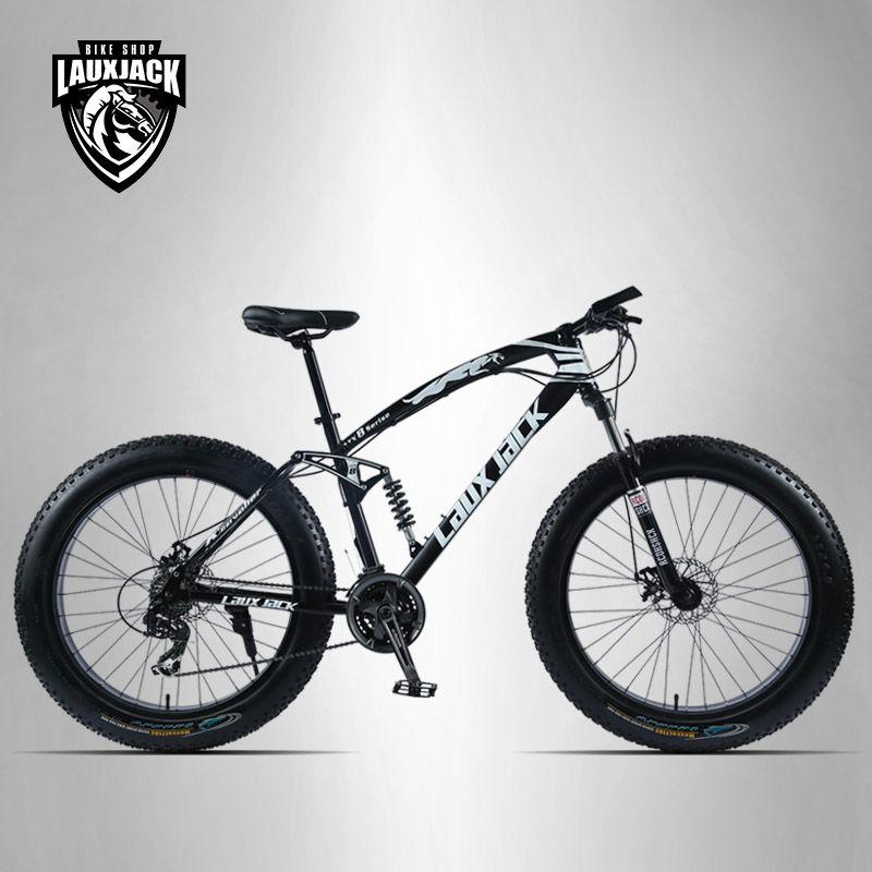 LAUXJACK Berg Fett Bike 26
