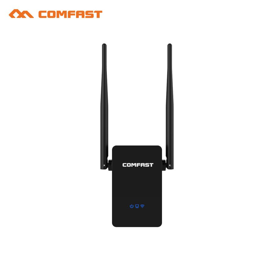 New! COMFAST CF-WR750ACV2 Wireless WIFI Repeater 750Mbps Routers Dual Band 5Ghz 802.11AC Wi fi Roteador Extender Wifi Amplifier