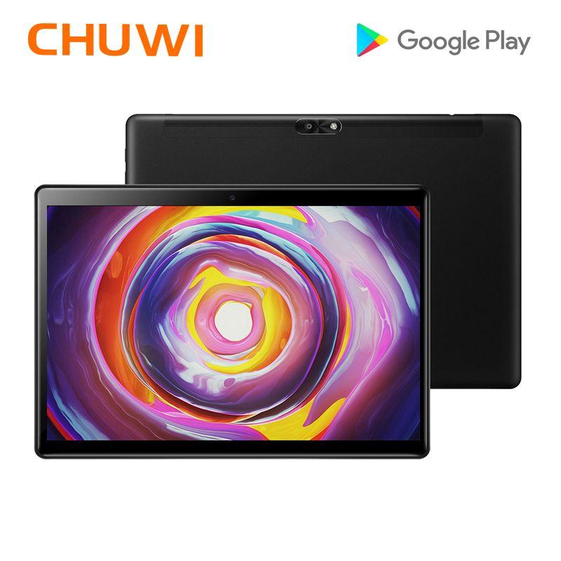 CHUWI Original Hi9 Air Tablet PC Android 8.0 MT6797 X20 Deca Core 4GB RAM 64GB ROM 4G Tablet 2K Screen Dual 8000MAH 10.1 Inch