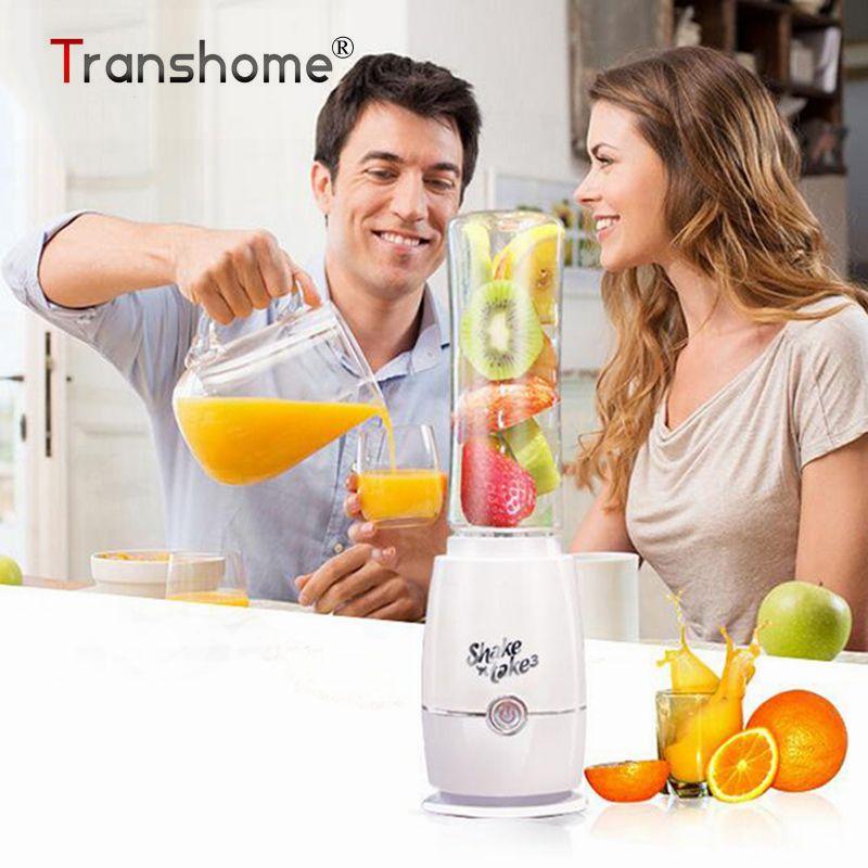 Portable Mini Juicer Shake n Take Fruit Mixer Smoothie Maker Multifunction Extractor Blender Household Travel Cup
