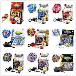 Nouvelle Toupie Beyblade BURST B48 B66 B59 B79 Avec Lanceur et Boîte D'origine En Métal En Plastique Fusion 4D Cadeau Jouets Pour Enfants