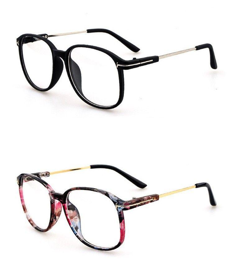 High Quality Glasses Frame Retro Transparent Eyeglasses KM18-34 Women Eyewear Frames Spectacle Optical Myopia Glasses
