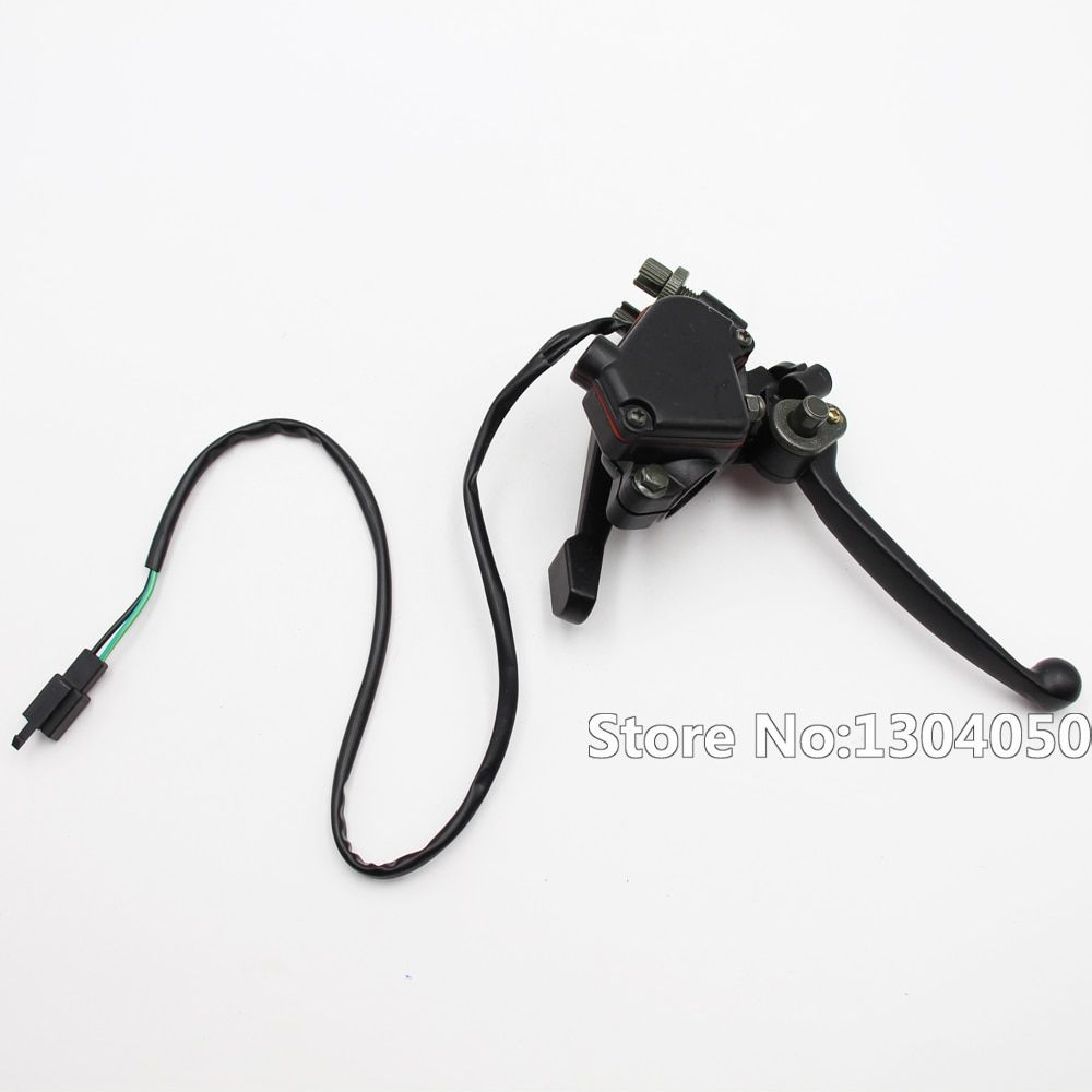 Right handle 7/8'' Throttle brake lever 50cc 70cc 90cc 110cc 125cc Quad ATV Quad Pit Dirt bike Chinese TaoTao new