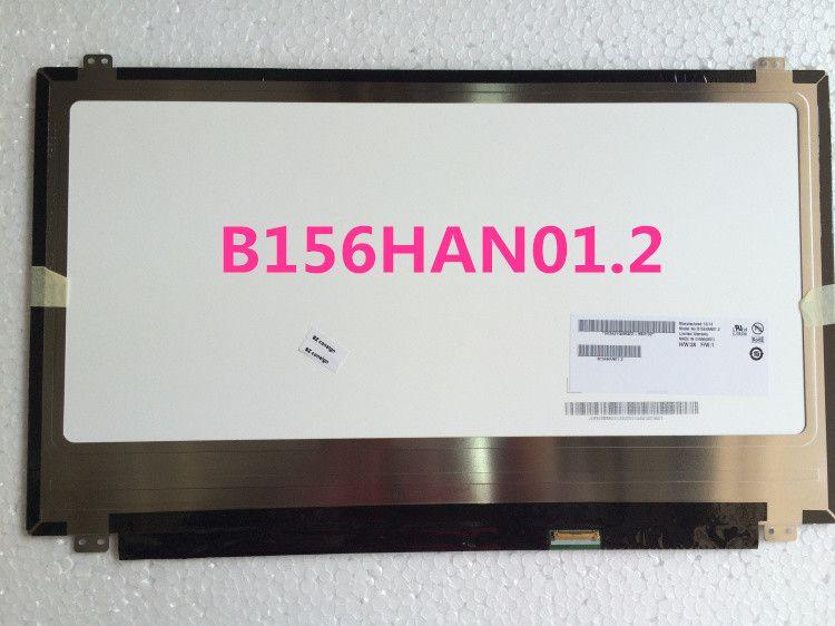 Tout neuf B156HAN01.2 B156HAN01.1 lp156wf6 spb1 LP156WF4 SPB1 LP156WF4 SLB8 HB156fh1-301 LCD Écran 1920*1080 IPS LCD Écran