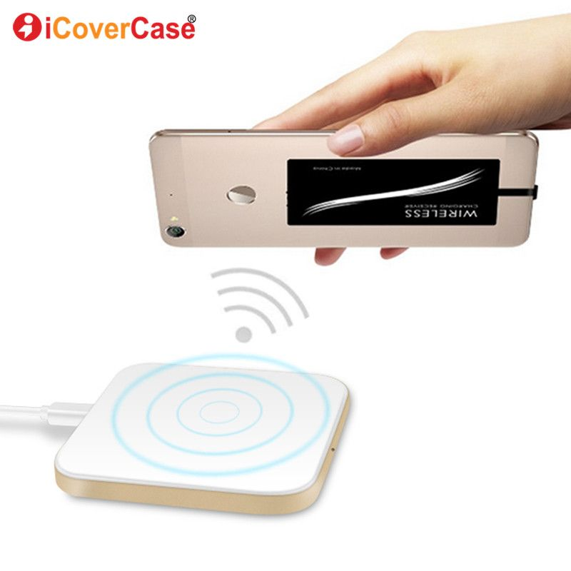Qi Wireless-ladegerät Für Samsung Galaxy A80 A70 A60 A50 A40 A30 A20 A10 Ladegeräte Drahtlose Lade Empfänger Und Telefon fall Abdeckung