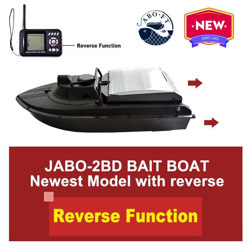 Freies verschiffen für JABO-2BD KÖDER BOOT RC angeln köder boot zu lösen die angelschnur