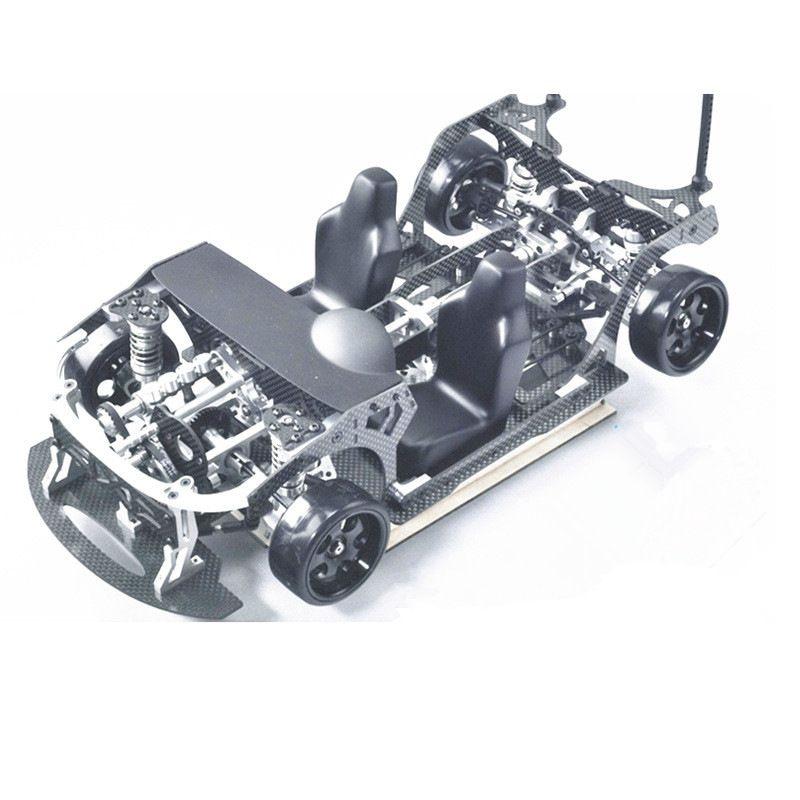 FIJON FJ9 1/10 Frontmotor Design RC Auto Teile Drift Rahmen