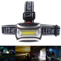 ZK20 High Quality Mini Plastic 600Lm LED Headlight Headlamp Head Light Lamp Flashlight 3aaa Torch For Camping Hiking Fishing