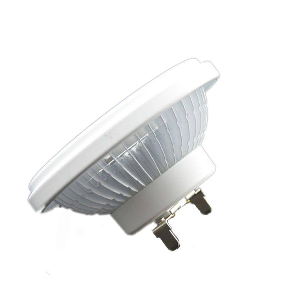 ar111 G53 Base Spot Light Bulb led dimmable 12W cob led spotlight white with 12V 110V 220V warm white lamps led spot