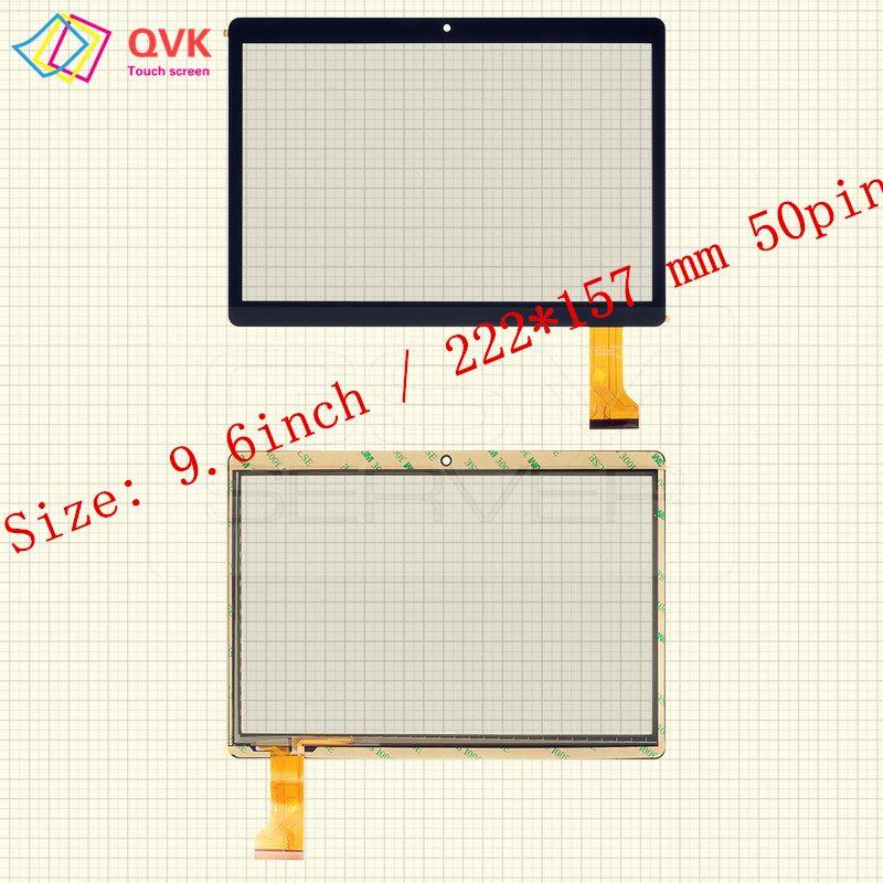 9.6 Inch for Irbis TZ968 TZ961 TZ963 TZ960 TZ965 TZ969 TZ962 tablet pc capacitive touch screen glass digitizer panel