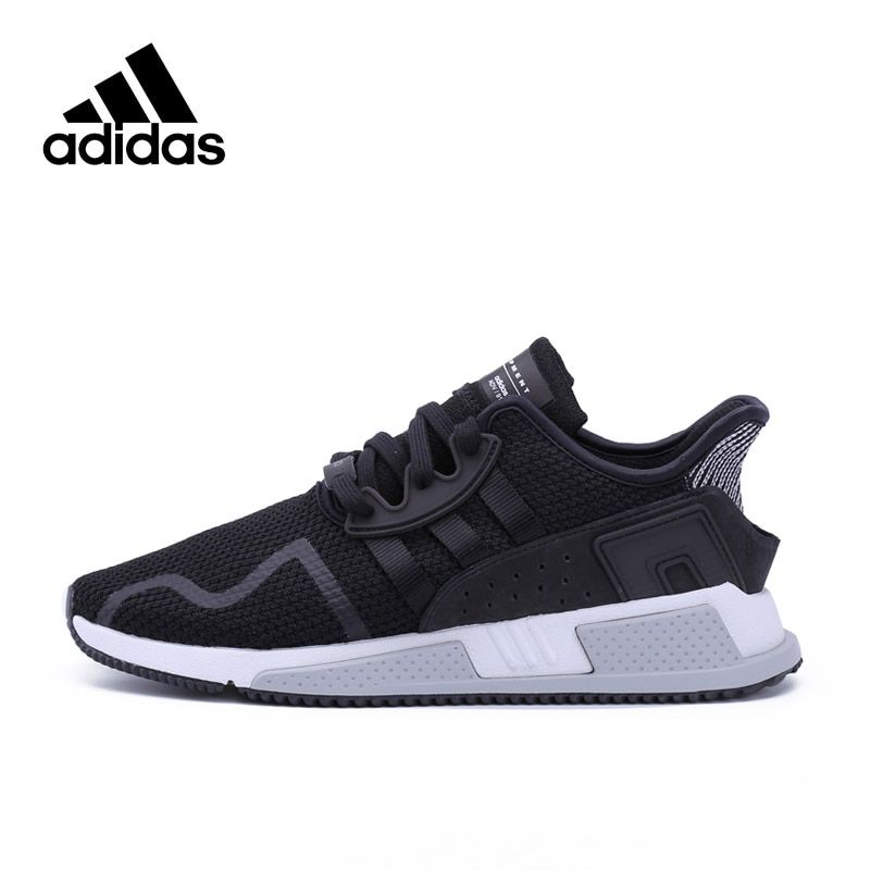 New Arrival Official Adidas Originlas EQT Cushion ADV Breathable Men's Running Shoes Sports Sneakers