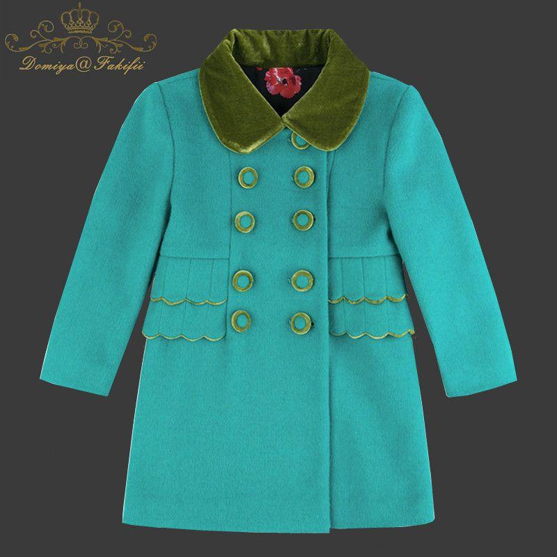 2018 Winter Marke kinder Oberbekleidung Baby Mädchen Kleidung Mantel Mode Jacken Kinder Oberbekleidung Warm Dicken Mantel Kinder Kleidung