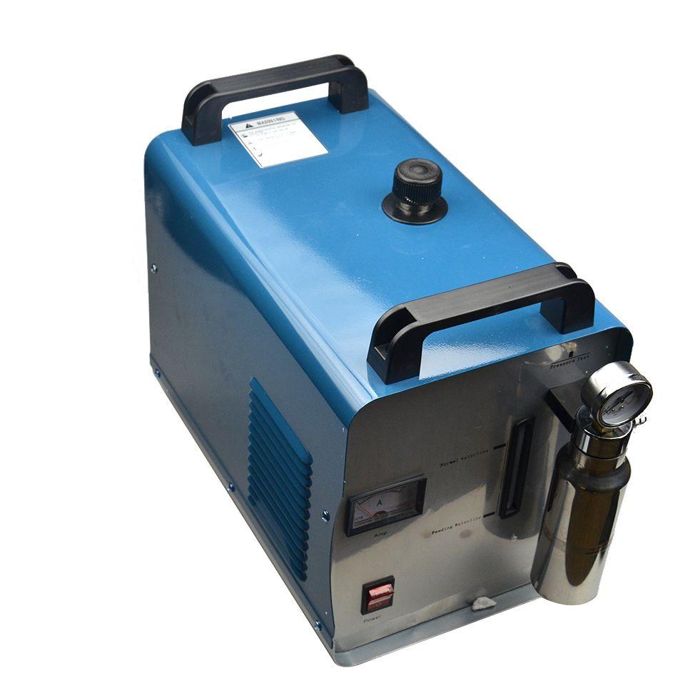 H180 95L Portable Oxygen Hydrogen Water Welder Flame Acrylic Polishing Machine