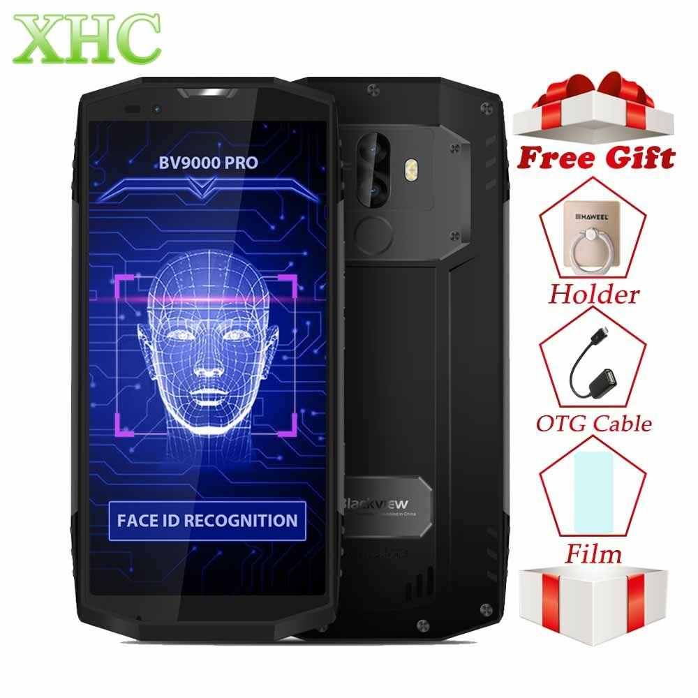 Blackview BV9000 Pro 4G Smartphones 6GB+128GB 5.7