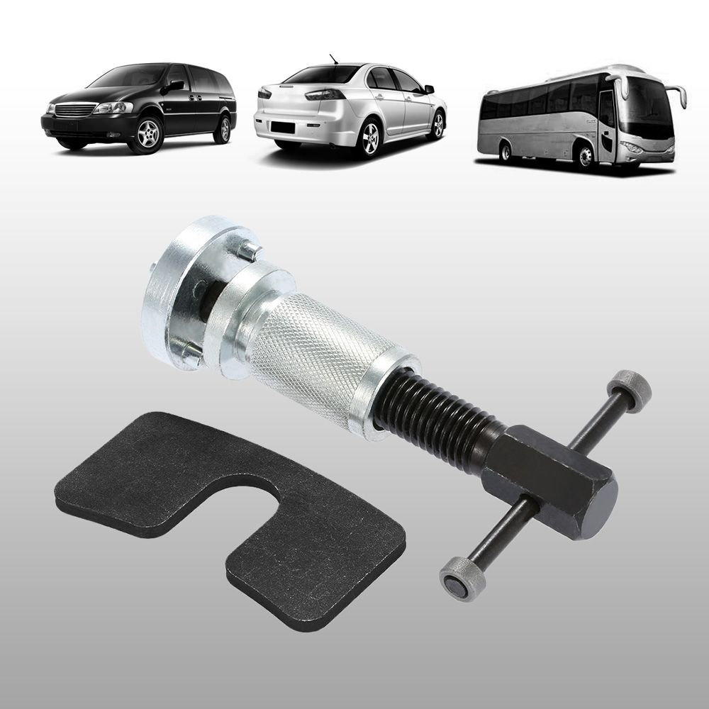 Right Handed Brake Break Caliper Piston Rewind Tool Dual Pin head Repair Tool for most cars