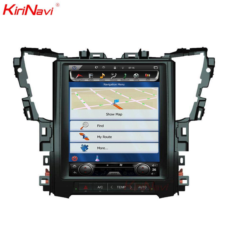 KiriNavi Für Toyota Alphard 12,1
