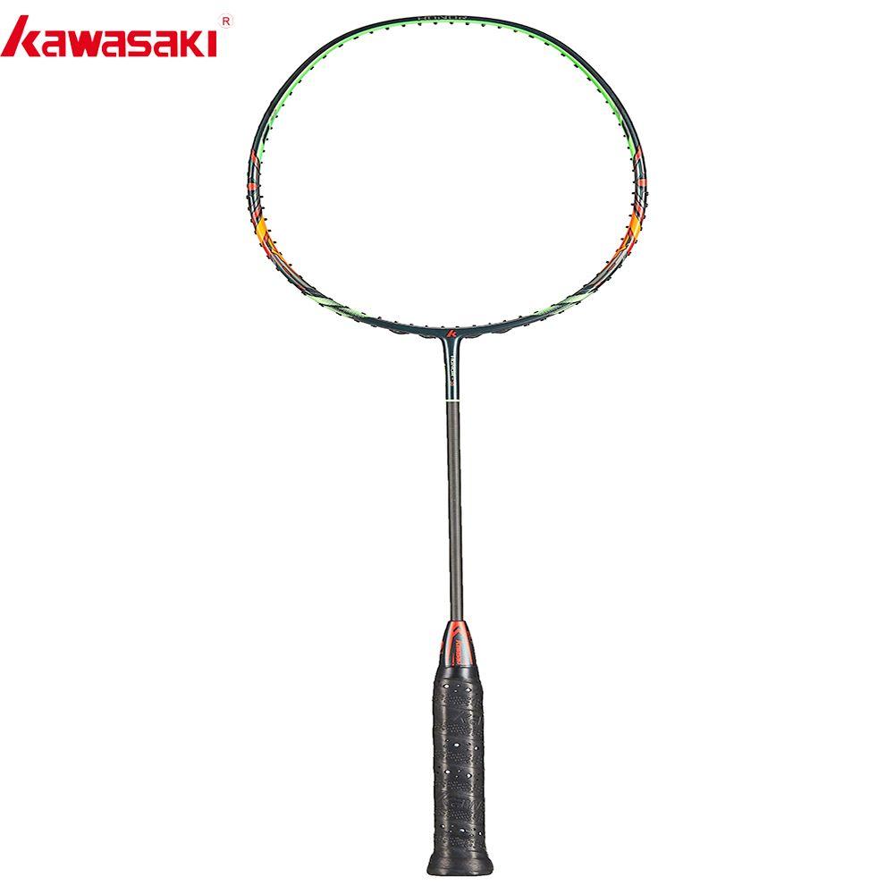 2019 Kawasaki Badminton Schläger Angriff Typ EHRE S6 30 T Carbon Faser Box Rahmen Schläger Für Amateur Zwischen Spieler