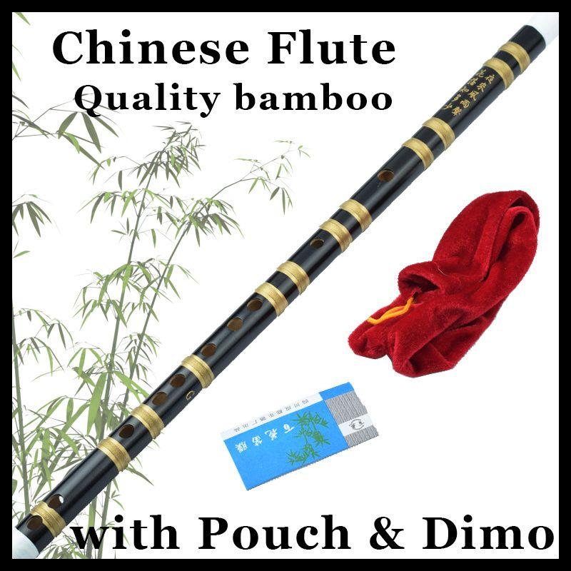 Chinois Bambou Flûte Dizi Traditionnelle À La Main Transversale À Vent Bambu Flauta Musique Musical Instrument Pas Xiao C/D/E/F/G Clé