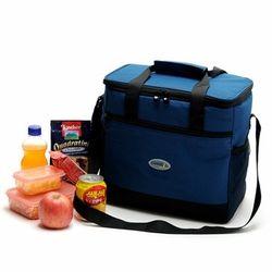 2017 nueva moda 16L gran capacidad portátil almuerzo aislados bolsa de alimentos térmicos picnic para las mujeres niños men cooler bolsa caja de almuerzo
