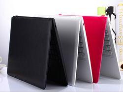 14 дюймов ноутбук Windows нетбука N3050 Dual Core Bluetooth 2 г EMMC SSD 32 ГБ можно добавить Русский Испанский Французский genman Письмо Клавиатура