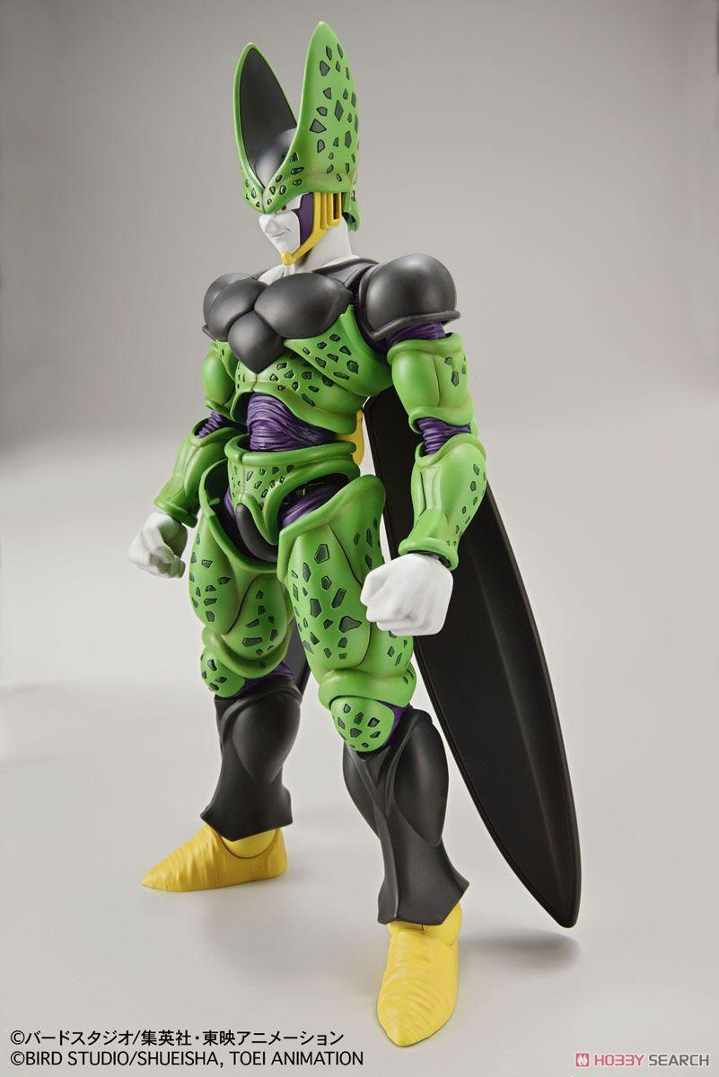 Bandai Figure rise Standard Perfect cell Plastic model