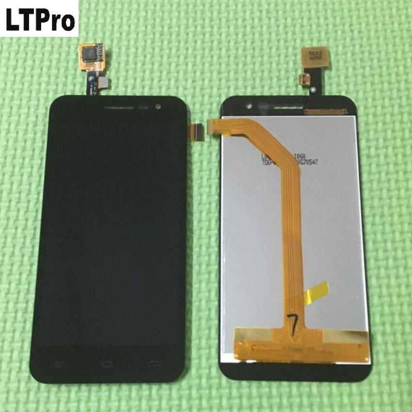 LTPro WCDMA Nur!!! großhandel Schwarz jy-g2f Voll LCD Display Touch Screen Für JIAYU G2F Handy Ersatzteile
