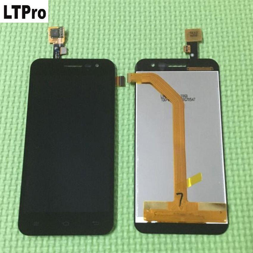 LTPro WCDMA Only !!! Wholesale Black jy-g2f Full LCD Display Touch Screen Assembly For JIAYU G2F Mobile Phone Replacement Parts