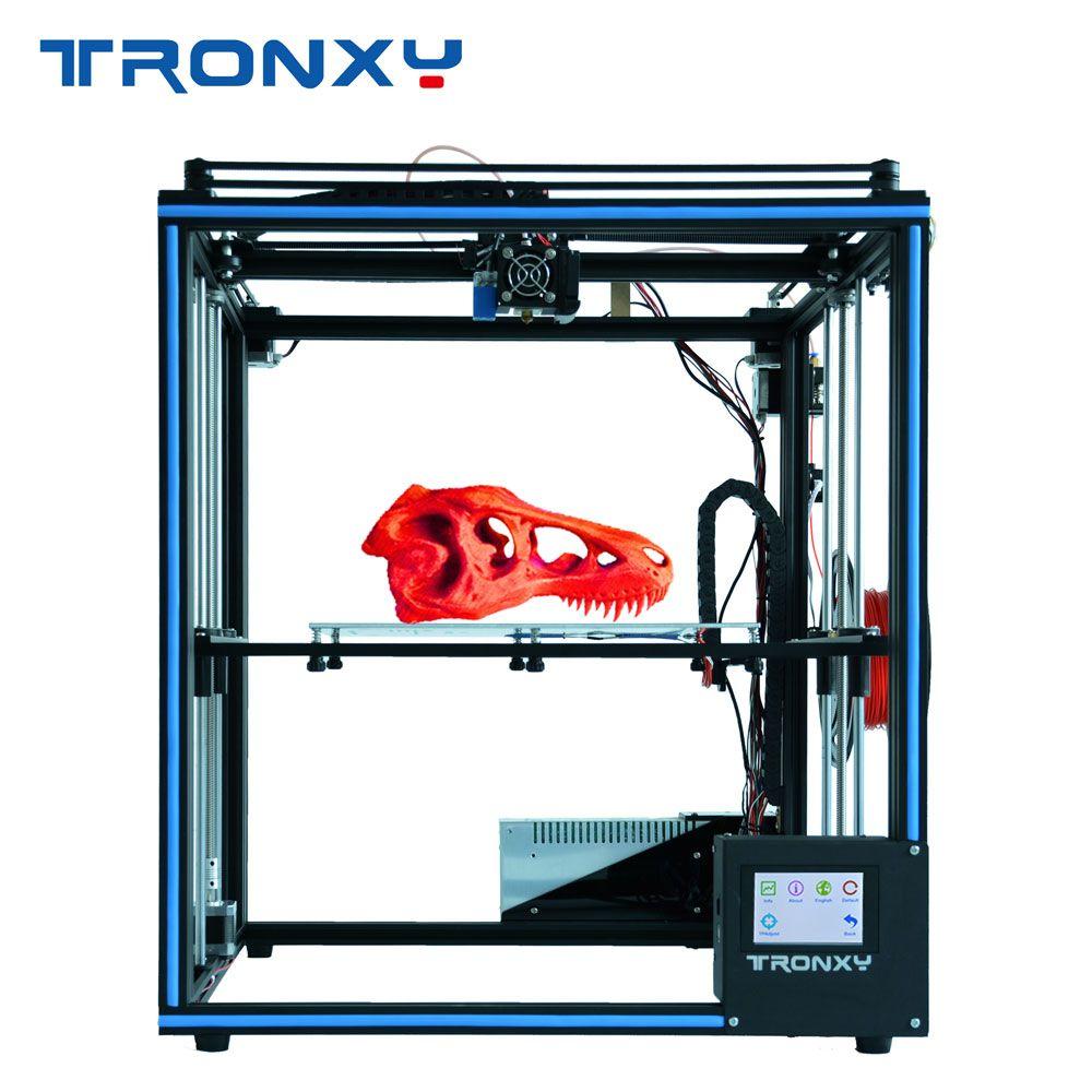 TRONXY X5S verbesserte version bauen autolevel Hohe genauigkeit 3D drucker X5SA maschine 3D modell