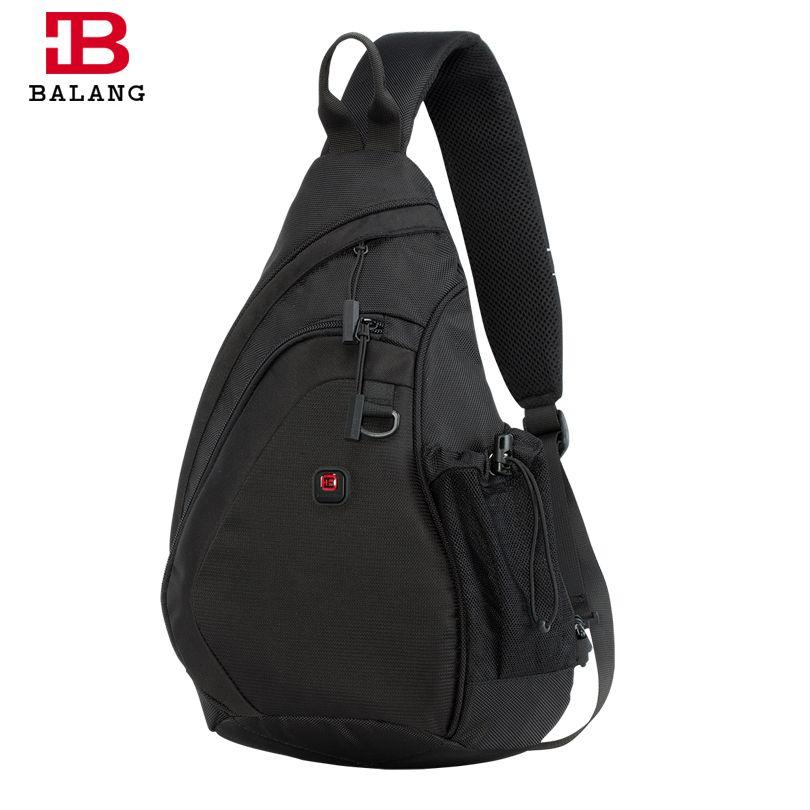 BALANG Messenger Bag Men Nylon Multipurpose Chest Pack Sling Shoulder Bags for Men Casual Crossbody Bolsas 2017 New Fashion