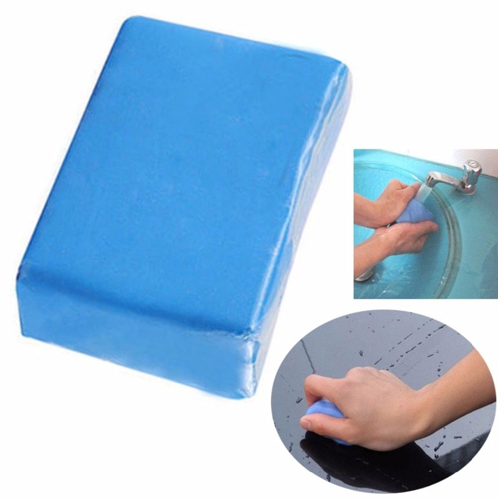 1pc Blue Clean Car Wash Truck Magic Clay Bar Auto Vehicle Detailing Washing Cleaner Clay Mayitr Practical Cleaning Tools