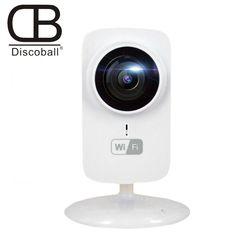 2018 Baru Bayi Tidur Monitor HD 720 P Mini Wifi Jaringan Nirkabel P2P Keamanan Rumah Perlindungan Mobile Remote Cam Keamanan