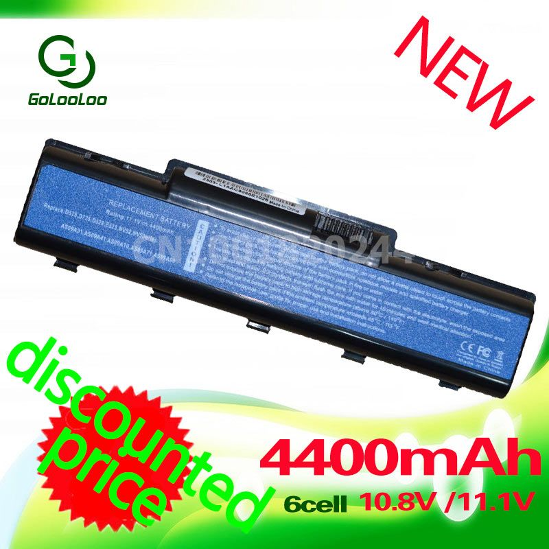 Golooloo <font><b>Battery</b></font> for Acer AS09A31 AS09A41 AS09A61 AS09A75 AS09A56 AS09A51 5532 5516 5517 5732z AS09A70 AS09A71 AS09A73