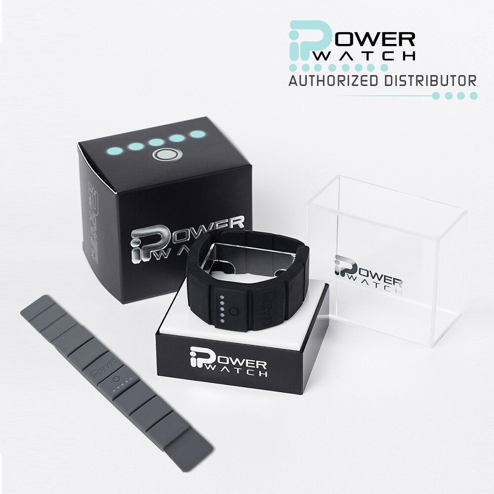 EZ New Ipower Watch Power Bank Case External Backup Battery Charger Station Power Bank Box for tattoo machine and Phone 1set/lot