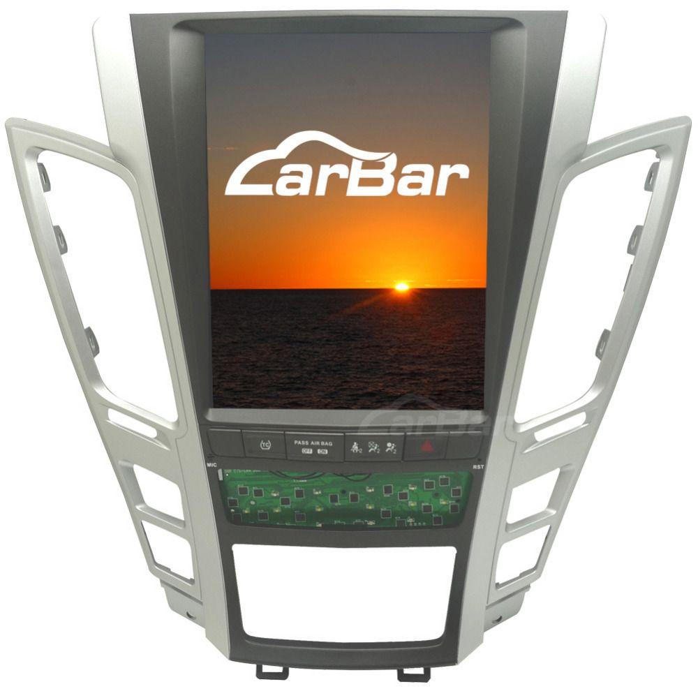 10,4 Vertikale Bildschirm Tesla 1024*768 Android Auto DVD GPS Navigation Radio Player für Cadillac CTS 2010 2011 2012 RAM 2 GB 4 Core
