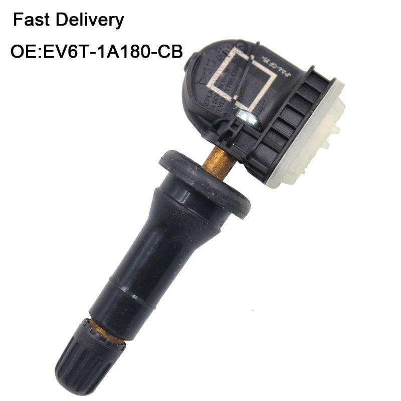 Capteur TPMS d'origine YAOPEI EV6T-1A180-CB capteur de surveillance de la pression des pneus EV6T-1A150-CB pour Ford Fiesta Focus c-max Kuga 433 MHz