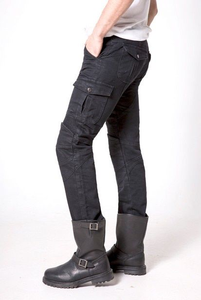 Free shipping uglybros MOTORPOOL UBS06 jeans Motorcycle riding jeans