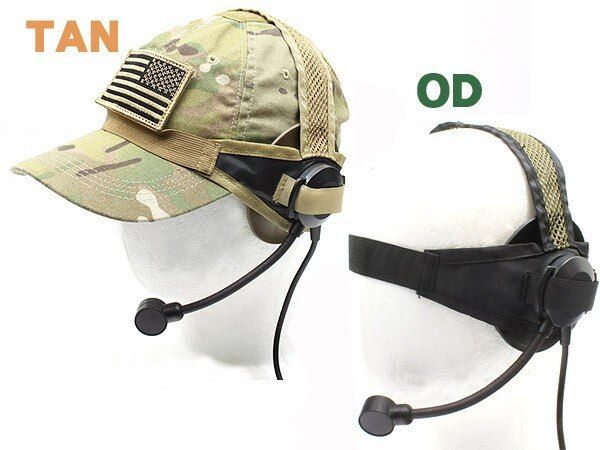 Ele Z Tactical Headset Military Earpiece Portable Tactical Radio PTT Hunting Bowman Headset TASC1 z028