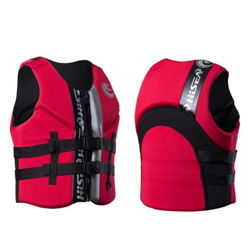 Neoprene Professional Active Life Jacket Vests Adults/Youth Women/Men for Fishing/Rafting/Surfing/Sailing/Drifting/Swimming DDO