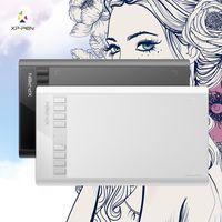 Графический Планшет для рисования XP-Pen Star 03 с 8 горячих клавиш и бесбатарейным стилусом