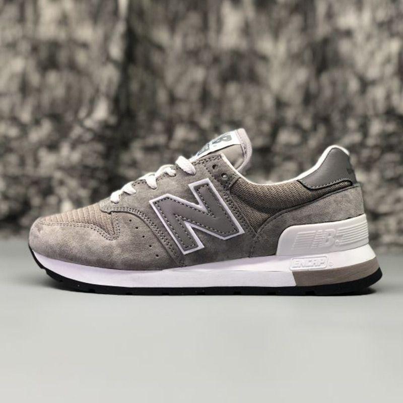 NEUE BALANCE NB995 männer Blau Badminton Schuhe Grau Lace-up Outdoor-Sneaker Anti-slip Frühling Schuhe Für Dame