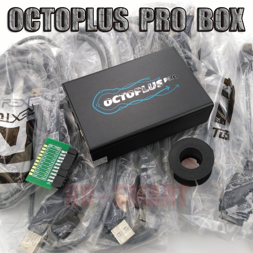 Original Octoplus pro Box mit 7 in 1 Kabel/Adapter Set arbeit für Samsung und FÜR LG + Medua JTAG Aktivierung handy adapter