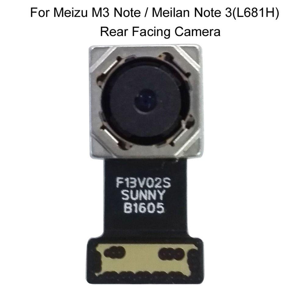 For Meizu M3 Note / Meilan Note 3 (L681H International Version) Rear Facing Camera