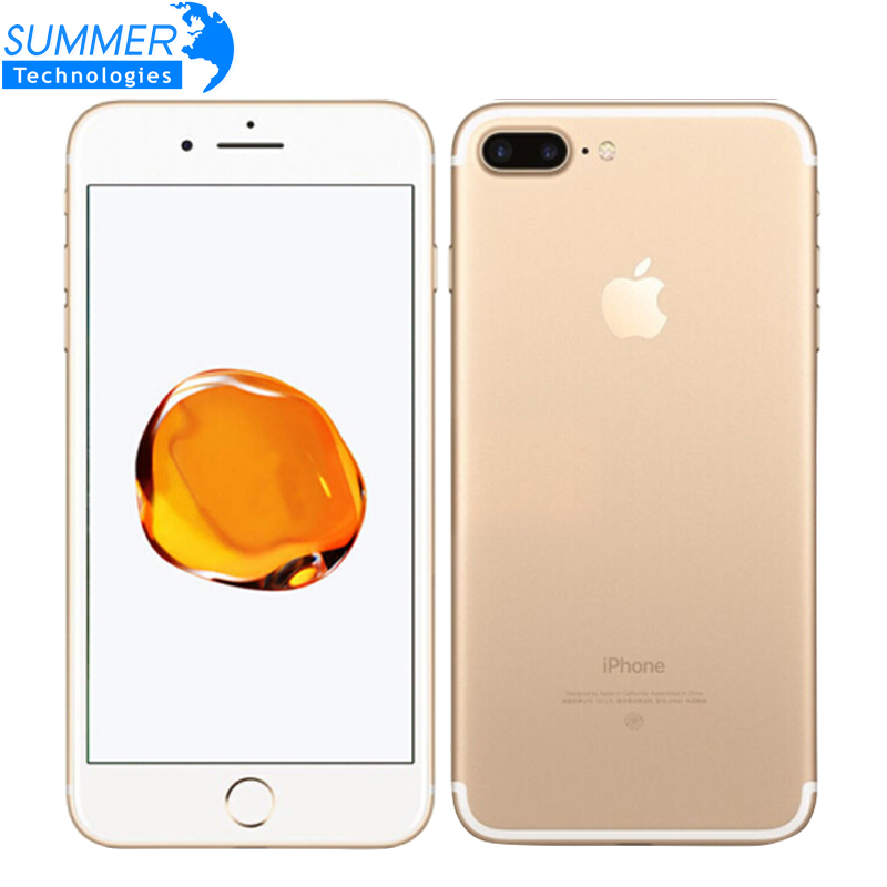 Original Apple iPhone 7/7 Plus Quad-Core Mobile phone 12.0MP Camera IOS LTE 4G Fingerprint Smartphone