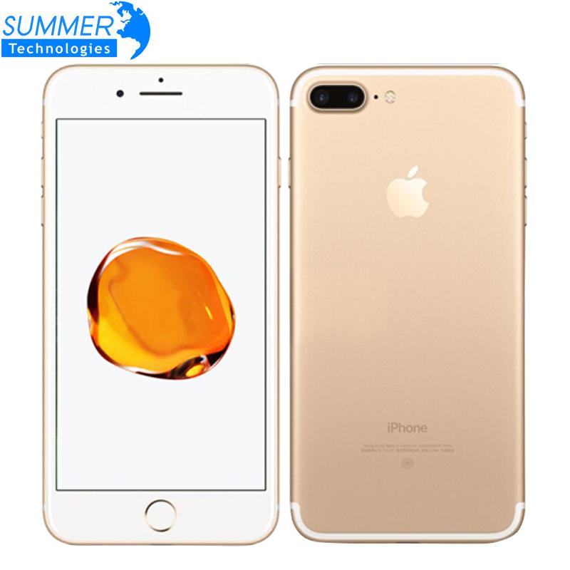 Original Apple iPhone 7/7 Plus Quad-Core Mobile phone 12.0MP Camera IOS LTE 4G Fingerprint Smartphone