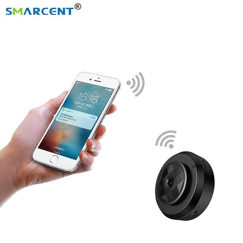 C6 Camsoy Cookycam Micro WIFI Mini Caméra HD 720 p Avec Smartphone App Et Nuit Vision IP C1 de Sécurité À Domicile vidéo Cam Caméscope